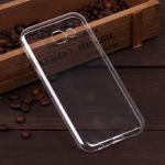 Силиконовый чехол для Samsung Galaxy A5 (2017), 1 мм, арт.008291-1 (Прозрачный)