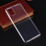 Силиконовый чехол для Samsung Galaxy A71, 1 мм, арт.008291-1 (Прозрачный)