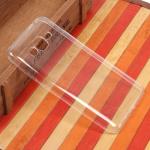 Силиконовый чехол для Samsung Galaxy J2 Prime, 1 мм, арт.008291-1 (Прозрачный)