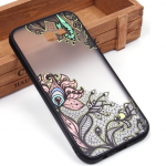 Чехол Кружево для Samsung Galaxy A7 (2017), арт.003784