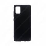 Чехол силиконовый FaisON для SAMSUNG Galaxy M51, CA-12, Soft Matte, тонкий, матовый, чёрный