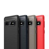 Противоударный чехол для Samsung Galaxy S10, арт. 009508 (Черный)