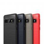 Противоударный чехол для Samsung Galaxy S10, арт. 009508 (Темно-синий)