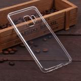 Силиконовый чехол для Samsung Galaxy S9, 1 мм, арт.008291-1 (Прозрачный)