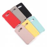 Панель Soft Touch для Samsung Galaxy S10e, арт. 007001 (Желтый)