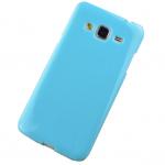Чехол силиконов.матовый Activ для Samsung Galaxy J3 (2016)(blue)SM-J320 арт.57853