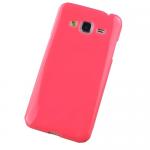 Чехол силиконов.матовый Activ для Samsung Galaxy J3 (2016)(red)SM-J320 арт.57851