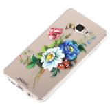 Чехол для Samsung Galaxy Core 2 Цветы арт.009155