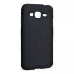 Чехол силиконов.матовый для Samsung Galaxy J3 (2016)(черный)SM-J320техпак