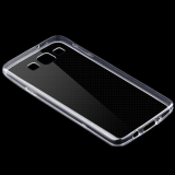 Чехол силиконовый для SAMSUNG Galaxy J7 (2016), ультратонкий, прозрачный, глянцевый, в техпаке