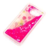 Чехол ТПУ pink для Samsung Galaxy A3(2016) арт.009211