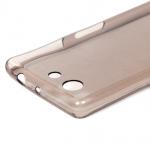 Силиконовый чехол для Sony Xperia M5 0.3 мм, арт.008291 (Черный)