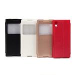 Чехол-книжка с магнитом для Sony Xperia XA1, арт.007174-2 (Черный)
