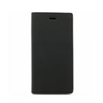 Чехол-книжка горизонтальная с магнитом для Sony Xperia E2303/M4, черная