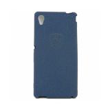 Накладка Soft Touch с тиснением для Sony E2312/Xperia M4