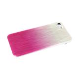 Силиконовый чехол Huawei Y6 2018/7A Pro мерцающий дождик, хамелеон розовый