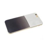 Задняя крышка Huawei P SMART Z зеркало с блестками, черная