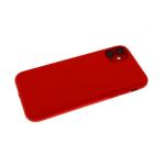 Силиконовый чехол Xiaomi Mi A3 Monarch PS-01 Premium, красный
