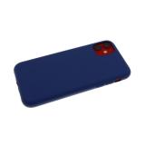 Силиконовый чехол Xiaomi Mi A3 Monarch PS-01 Premium, темно-синий