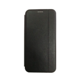 Чехол-книга Xiaomi Redmi 7 Nice Case с магнитом, черный