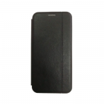 Чехол-книга Huawei Honor 9 Lite  Nice Case с магнитом, черный
