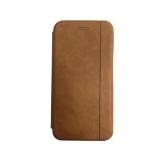 Чехол-книга Iphone 6/6S Nice Case с магнитом, коричневый