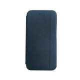 Чехол-книга Xiaomi Redmi 7 Nice Case с магнитом, темно-синий