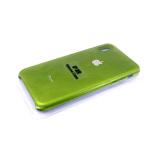 Силиконовый чехол Iphone 7 Plus/8 Plus Silicone case в блистере без логотипа, салатовый