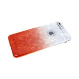 Силиконовый чехол Huawei Honor View 20 перламутровый 2 в 1, красный