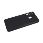 Силиконовй чехол Xiaomi Redmi 8 Hoco matte, в тех.уп., черный