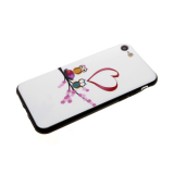 Задняя крышка Xiaomi Redmi 8 мультяшный рисунок, пластик, две совы на ветке