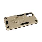 Задняя крышка Huawei Honor 9s противоударная, трансформер, с подставкой, золото