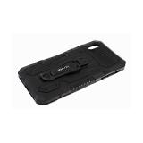 Задняя крышка Iphone 7/8 I-Crystal, трансформер с подставкой, черная