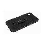 Задняя крышка Samsung Galaxy A31 I-Crystal, трансформер с подставкой, черная