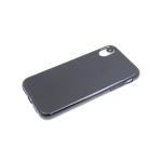 Силиконовый чехол матовый для Samsung Galaxy M51, черный