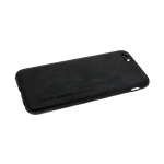 Силиконовый чехол Iphone 7/8 X-Level под кожу, черный