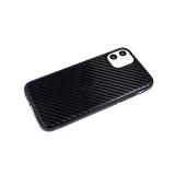 Силиконовый чехол Samsung Galaxy M51 карбон, сетчатый борт,черный