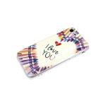Задняя крышка Huawei Honor 10x Lite кошачий глаз, красочный рисунок, I love you