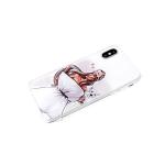 Силиконовый чехол с красочным рисунком для Samsung Galaxy M11/A11