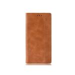 Чехол-книга WALLET для Xiaomi Redmi 9A (2020) коричневый