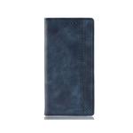 Чехол-книга WALLET для Samsung A02S (2020) темно-синий