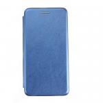 Чехол-книжка FaisON для SAMSUNG Galaxy M51, PREMIUM, CA-17, экокожа, на магните, синий