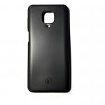 Силиконовый чехол HOCO для Xiaomi Redmi Note 9 Pro Черный