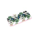 Чехол для Xiaomi Redmi 9a с розовой окантовкой, птички на ветках