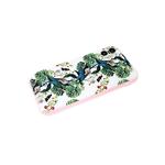 Задняя крышка Xiaomi Redmi 9a с розовой окантовкой, птички на ветках