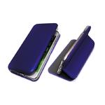 Чехол-книга Fashion Case Xiaomi Redmi 9T с силиконовым основанием и магнитом, синий