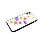 Чехол для Huawei Honor 10i цветочный принт, черная окантовка, вид2