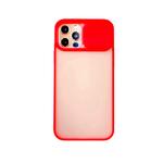 Силиконовый чехол REALM со слайд-камерой, в упаковке для Samsung A02S (2020) красный