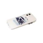 Силиконовый чехол Samsung Galaxy A32 4G защита камеры, прозрачный с рисунком, DRIVERS