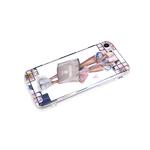 Силиконовый чехол Huawei Honor 9X Lite кошачий глаз, красочный рисунок, цветы в сумке